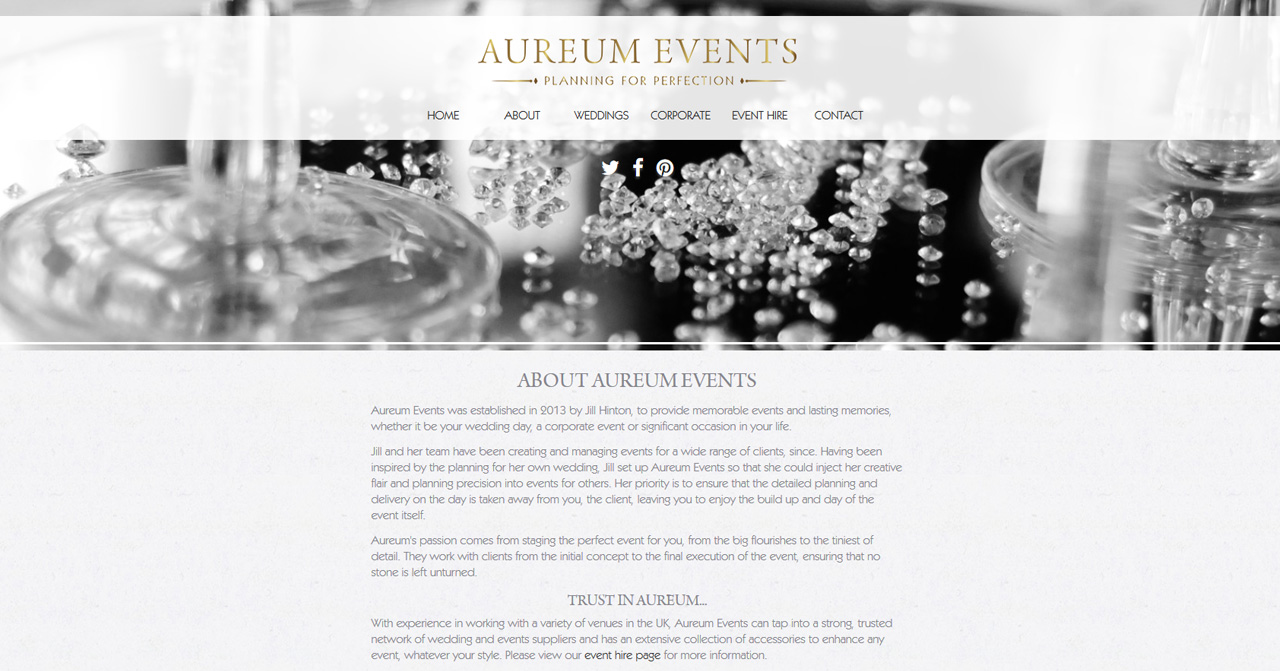 Aureum Events