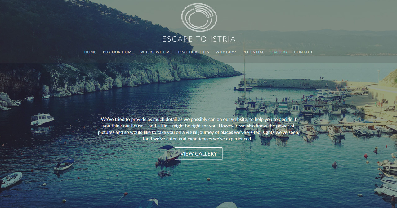 Escape to Istria