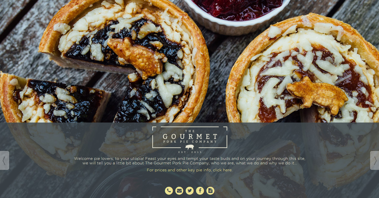 The Gourmet Pork Pie Company