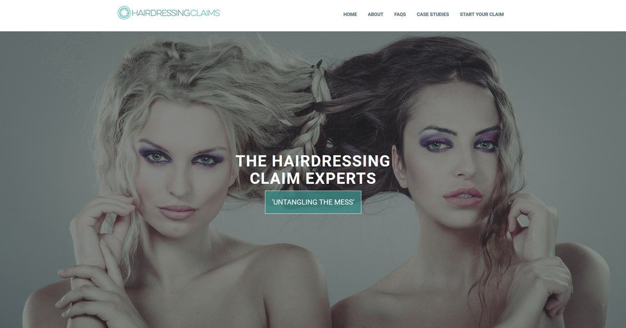 Hairdressing Claims