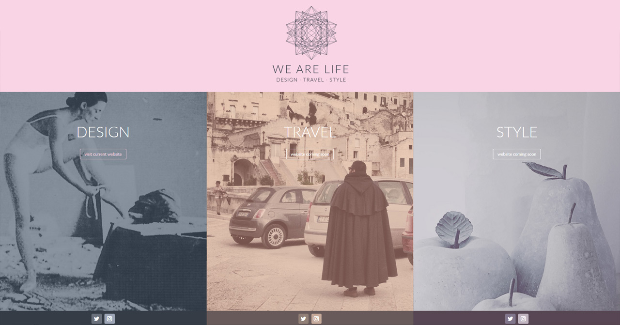 We Are Life Collection