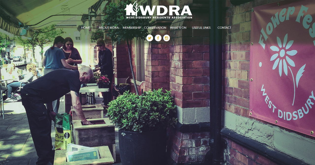 West Didsbury Residents Association
